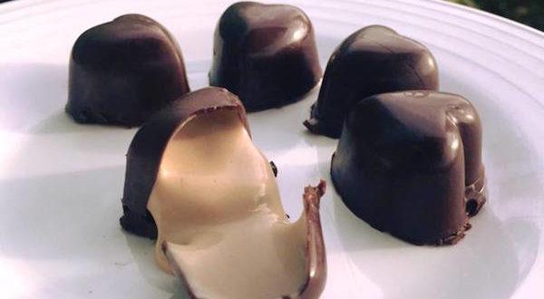 Cách làm Socola Chocolate nhân Tiramisu đặc biệt ngày Valentine